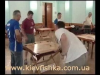 Морской бильярд в Украине